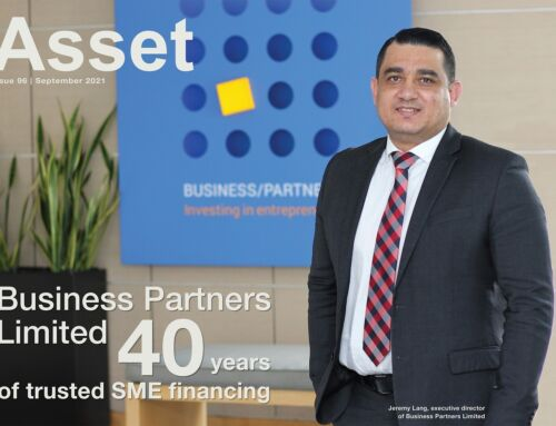 BUSINESS PARTNERS LIMITED MARKS 40 YEARS OF TRUSTED SME FINANCING