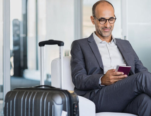 GRIM PREDICTIONS ABOUT THE END OF BUSINESS TRAVEL OVERSTATED